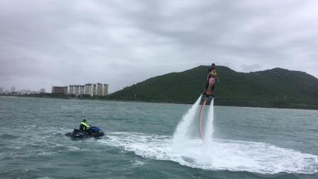 201808三亚体验飞鱼项目