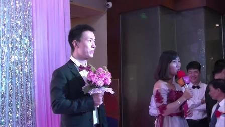 杨雄、罗文洁婚礼全程