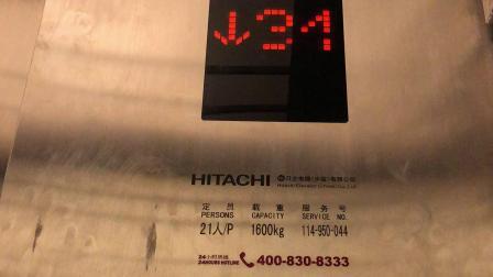 佛山万达高速电梯-2-44-1