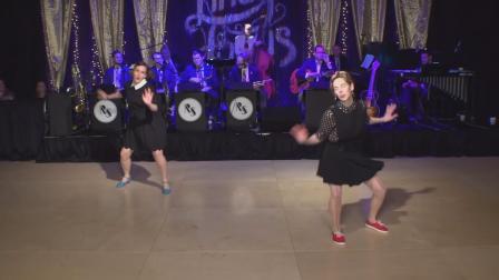 "Lindy Focus XVII: Laura & Jo ""Castle Rock"" Performance"