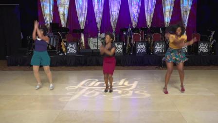 根源爵士舞 Lindy Focus XVII: Bugle Call Rag Performance