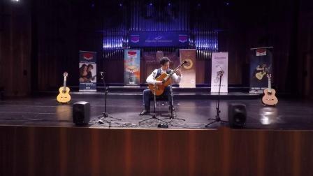 泰雷加《大霍塔》,演奏者:胡滨