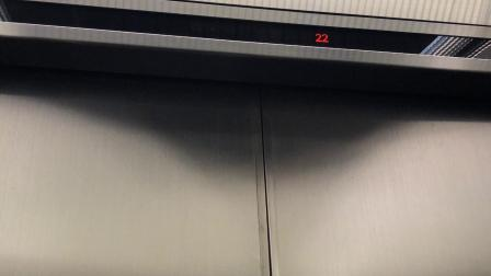 香港sogo大厦电梯