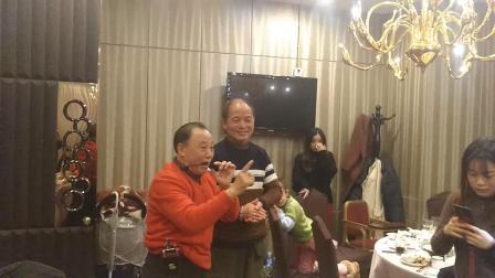 孟家团聚 鸿年哥 表演说唱