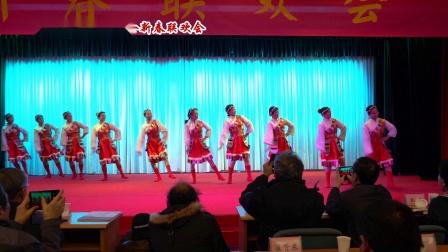 舞蹈《洗衣歌》表演 熊猫电子老科协艺术团舞蹈队(南京老年摄影协会2019新春联欢会)