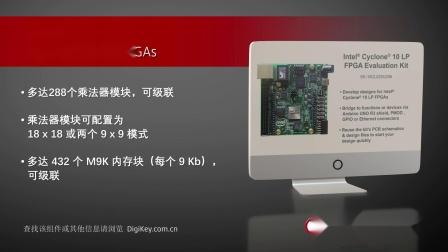 1分钟读懂FPGA: Intel Cyclone 10 LP
