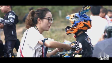 """2018""""Lulu杯""""三亚市首届儿童滑步车土坡越野赛"""