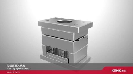 低压注塑包封保护_无钥匙进入系统