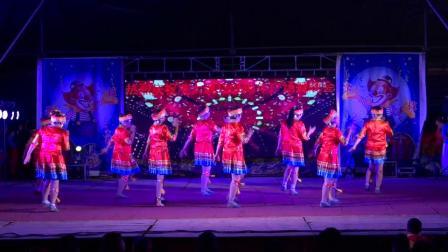 热烈祝贺冼太诞1506周年广场舞晚会--南方健身舞蹈队(土家生来爱唱歌)