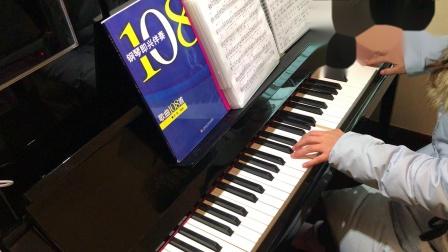 独角戏-钢琴即兴伴奏右手加花