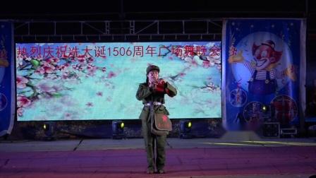 热烈祝贺冼太诞1506周年广场舞晚会