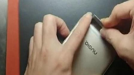 顶级家电维修论坛(http://ding12.cc)努比亚Z11max手机拆机换电池视频教程