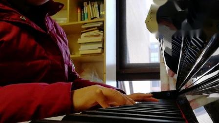 钢琴曲海顿奏鸣曲