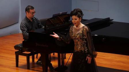 余翌子《我爱你,中国》琴台音乐会