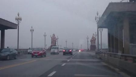 南京长江大桥大修前