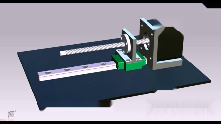 山社外部驱动式直线丝杆步进电机运行原理