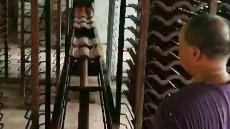 全自动滚压水泥瓦机