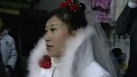我在2007年喜亚和大亚的结婚视频截了一段小视频