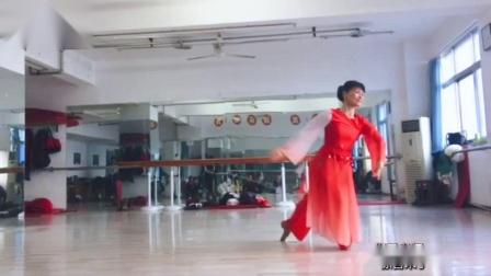 形体舞:映山红