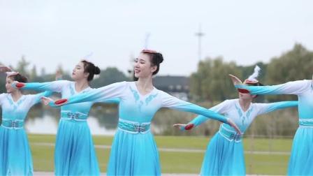 蒙古舞:吉祥鸟