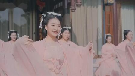 汉唐古典舞:洛水佼人