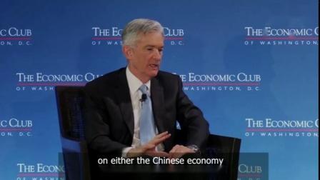 美联储谈经济2019