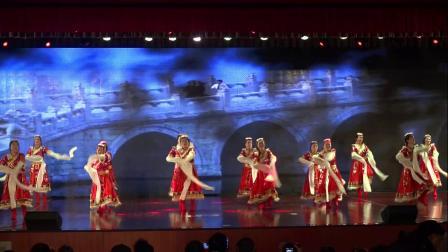 舞蹈《我祝祖国三杯酒》——湘潭市第三届广场舞、舞蹈汇报演出