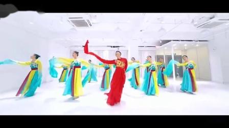 古典舞:水袖组合