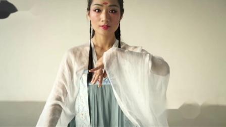古典舞身韵:粉墨