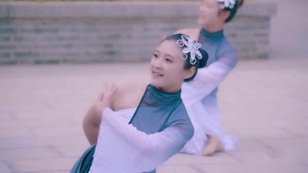 单色舞蹈中国舞视频展示 小家碧玉的神韵太美了