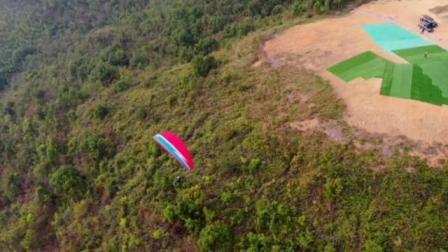 西华山滑翔伞运动基地