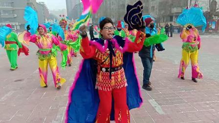 东北传统大秧歌