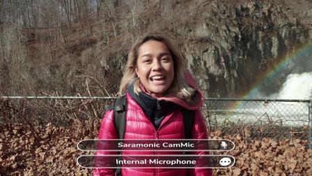 枫笛Saramonic CamMic和CamMic+ 手机相机麦克风 视频拍摄收音