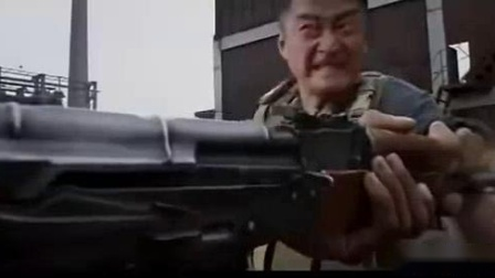 """我在战狼2, 一声""""开火""""喊哭了多少人啊, 这才是中国, 这才是中国军人截了一段小视频"""