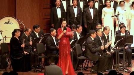 我在2019在沪台胞迎春音乐会(上集)——上海城市管乐团 上海城市合唱团截了一段小视频