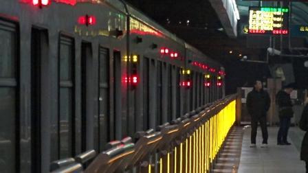 【上海地铁 指示灯光特写】1号线老老八关门灯光特写