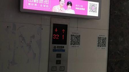 沈铁胜利佳园小园9-3号楼1层电梯等候厅_T3