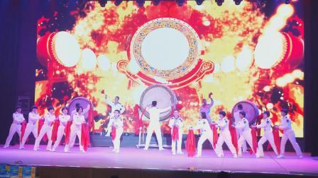 慈利春晚节日  张灯结彩   海军驻慈部队表演VID20190112190107