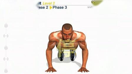 腹肌撕裂者 中文《胸肌锻炼》第二级~标清