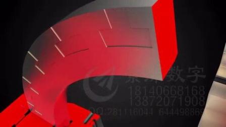 我在气体压缩机的密封结构截了一段小视频