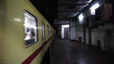 广州地铁1号线变声大西进站