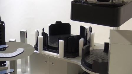 REJE北京锐洁机器人-JEL 储片盒内晶圆的自动搬运系统