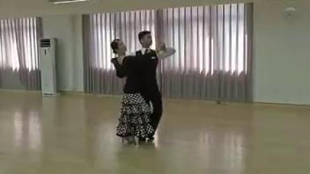 4-广场交谊舞探戈-梁祝(探戈舞曲版)