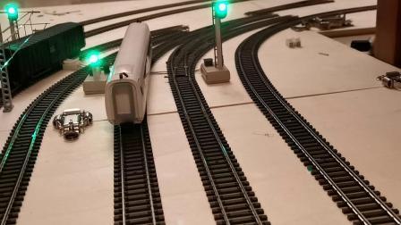 大力神-前进型蒸汽机车混编重列前行2