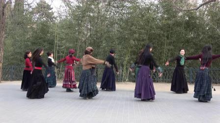 紫竹院相约紫竹广场舞---623-小小新娘花