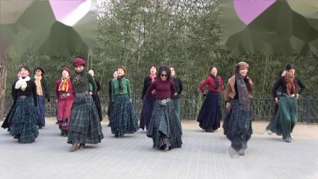 紫竹院相约紫竹广场舞---624-梦见你的那一夜