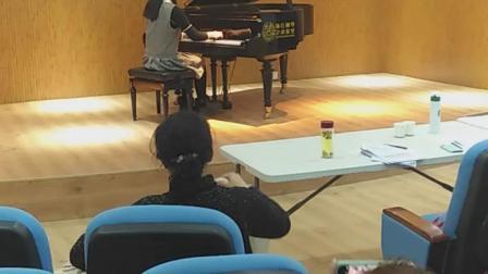 女儿预赛《d小调奏鸣曲k141斯卡拉蒂》
