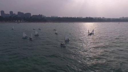 海口 帆船 冬训 sailing