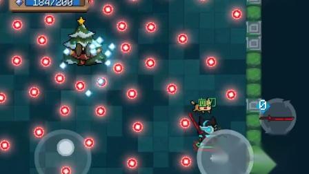 元气boss:圣诞树人