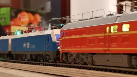 DF4B橘子&和谐蓝精灵强力重型混编